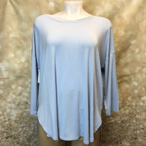 Women NWT Babaton for Aritzia blouse, size large